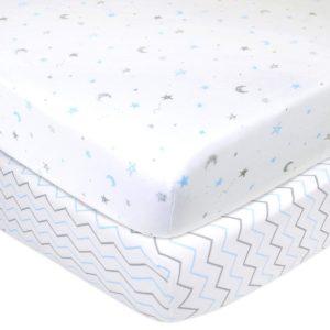 sheet cribs for baby eczema