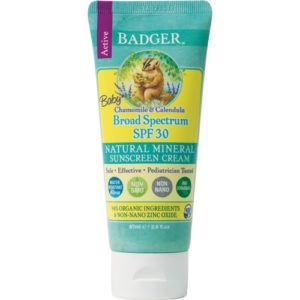 best sunscreen for kids with eczema