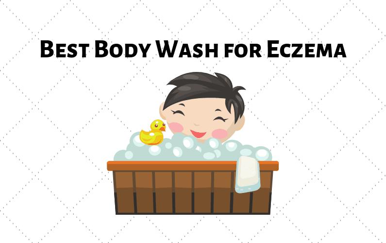 best body wash baby eczema