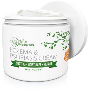 Wild best moisturizer for baby eczema