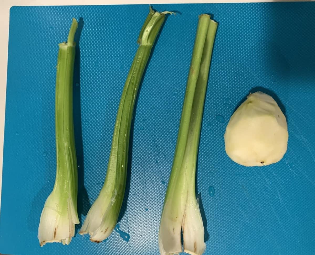 celery pear