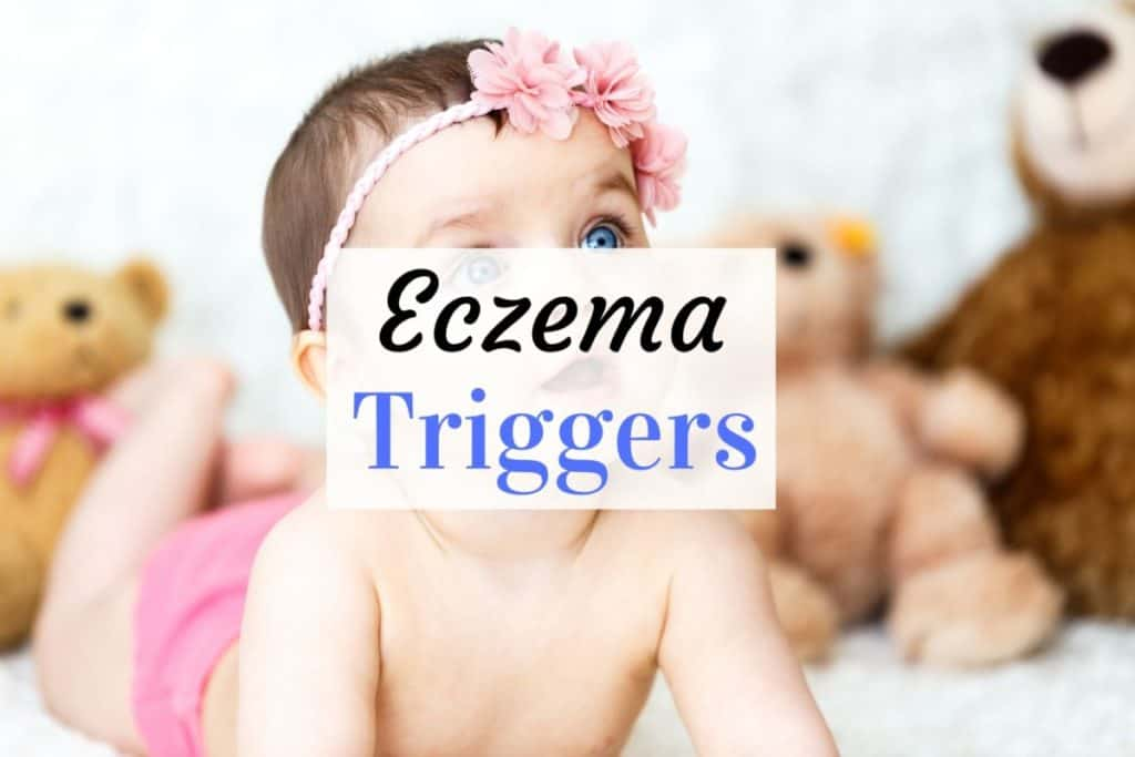 what triggers eczema in toddlers