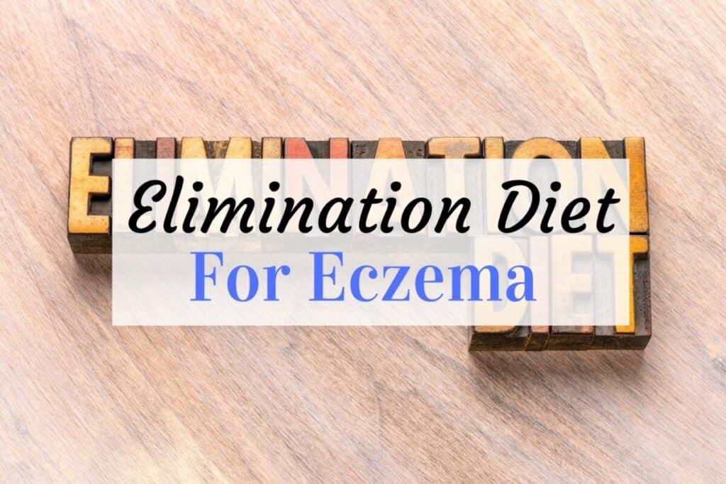 elimination diet for eczema